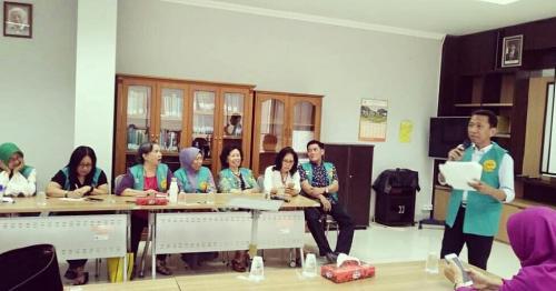 Pertemuan Rutin Relawan Paliatif RSUD Dr Soetomo Surabaya