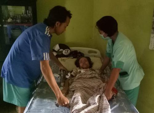Homecare RS Baptis Batu bersama dr. Elyana Wang