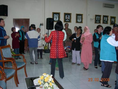 Pelatihan Relawan Paliatif Surabaya