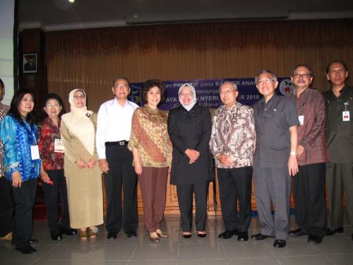 Seminar di Sawunggaling 25 Oktober 2010