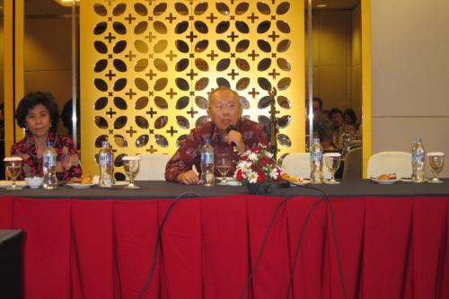 Sosialisasi Perawatan Paliatif Grand City 06 Juli 2011