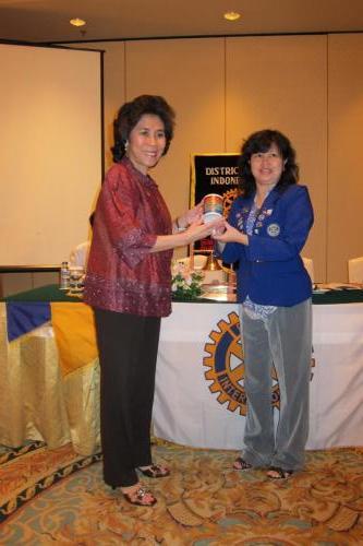 Rapat Bersama Rotary Club