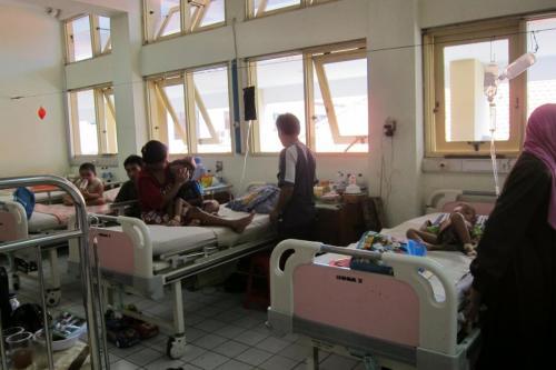 Kunjungan ke Instalasi Rawar Inap Paliatif RSUD dr Soetomo Surabaya