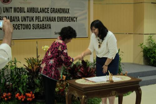 Ambulance dari Yamaha 13 Juni 2011